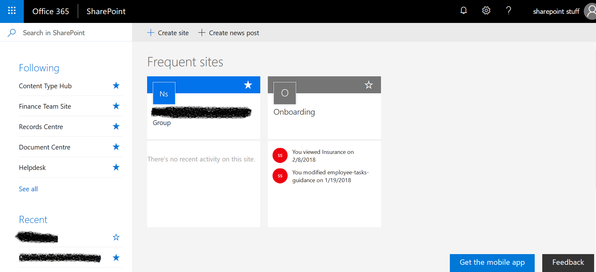 Get a list of all SharePoint sites without PowerShell – SharePoint Stuff